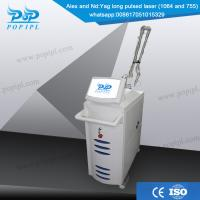 Best 755nm alexandrite laser hair removal equipment for medical use POP-AL6 wholesale