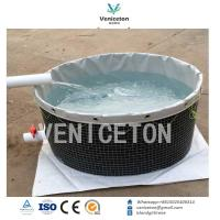 Veniceton Hot Sale Wire Mesh Water Tank up to 100000L for sale