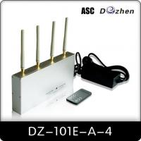 Wholesale 800 /900 /1800 /1900 /3G Signal Jammer (DZ101E-A-4) from china suppliers