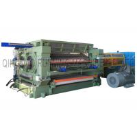 Wholesale 710*2200 High Production Two Roll Rubber Mixing Mill Machine 55kw Synchronous Motor from china suppliers