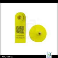 Wholesale Customized Printing Livestock Ear Tags Waterproof Structure RBC-ETP-11 from china suppliers
