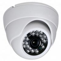 Wholesale POE 3 MP IR Cut H.264 IP Security Cameras Wide Dynamic Range With Sensor Alarm from china suppliers