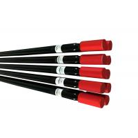 China T38 T45 T51 Threaded Drill Rod MF Extension Drill Rod with 400mm - 5530mm Length for sale