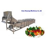Wholesale Fresh Fruit And Vegetable Processing Machinery Cleaning Equipment High Efficiency from china suppliers