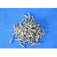 Wholesale ANSI Standard Molybdenum Threaded Rod Moly Stud M5 M6 High Temperature Weight from china suppliers