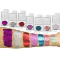 China You Own Brand Makeup 15 Colors Glitter Palette , Private Label Cosmetics Makeup on sale