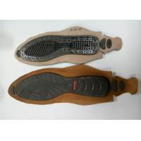 Best Customized Plastic Injection PVC Shoe Sole Wear Resisting With Welt Stitch wholesale