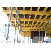 Recyclable Table Formwork Systems Timber Beam H20 Large Spindle Range 2.5x5.0m