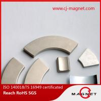 Wholesale Permanent powerful rare earth magnets with high Br , High coercivity from china suppliers