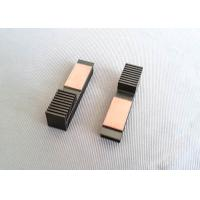 Wholesale CNC Machining Metal Parts Copper Skiving Fin Heat Sink for Server from china suppliers