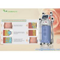 4 Big heads -15-5℃  Cooling  cryolipolysis slimming machine for body shaping