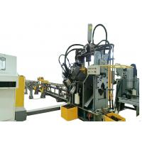 China Big Sale High Speed CNC Angle Steel Punching, Marking and Cutting Machine Line for sale