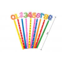 Buy cheap Cute Personalized Pencils For kids , 2B / HB Pencil from wholesalers