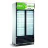 Vertical Showcase 818L Commercial Refrigerator Freezer LC-608M2AF For Supermarket for sale
