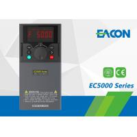 3hp High Performance Industrial Inverter , 2.2kw AC Frequency Inverter 11A