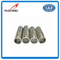 Permanent Type Neodymium Ring Magnets With Custom Surface Treatments for sale
