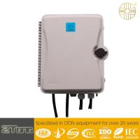 Wholesale Lightweight External Fiber Optic Distribution Box FTTX Appliacation Weather Proof from china suppliers