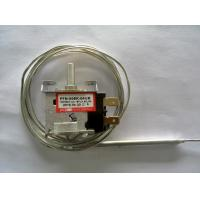 Tinning Copper Refrigeration Capillary Thermostat , Commercial Beer Cooler Thermostat for sale