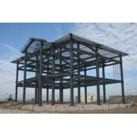 China High Rise Prefabricated Plans Light Steel Structure Warehouse Hotel Building for sale