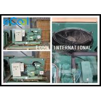 12Kw Copeland Refrigeration Condensing Units / R404a Central Air Condenser for sale