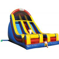 China Rental Huge Inflatable Water Slide For Outdoor Activities, Customized Big Blow Up Water Slides for sale
