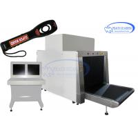 Wholesale Big Tunnel Multi Energy X Ray Luggage Scanner With 0.22 M / S Conveyor Speed from china suppliers