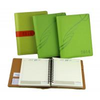 Wholesale Spiral Notebook with PU Cover from china suppliers