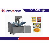 Wholesale Kurkure Cheetos Nic Naks Food Processing Equipment , 100 -150kg / H  Food Product Making Machine from china suppliers