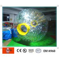 Wholesale Giant Environmental Inflatable Zorb Ball / water zorb ball for Entertainment water games from china suppliers