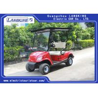 Wholesale Solar Panels Roof Left Hand Drive Electric Golf Carts With Deep Recycle Batteries from china suppliers