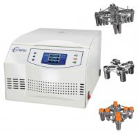 Wholesale Professional BT5C Low Speed Centrifuge / Benchtop Multi Pipe Centrifuge from china suppliers
