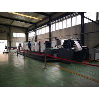 China Automatic Roll To Roll Offset Printing Machine / Roll To Roll Label Printing Machine on sale