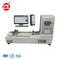 Wholesale ASTM D3330 Computer Type Servo Horizontal Universal Testing Machine from china suppliers