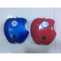 Wholesale Apple Shape Car DC12V Car Air Pump Plastic Fast Inflation , Blue / Red Color from china suppliers