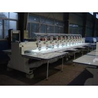 China Flat High Speed Embroidery Machine , Commercial Monogramming Machine 1000RPM Speed on sale