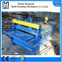 Car Board Automatic Roll Forming Machine 72 Roller Diameter 11 Rows Roller