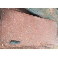 China Dayang Red Granite stone slabs Red Porphyry tile cube paving for sale