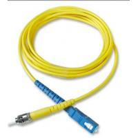 Wholesale FC SC Fiber Optic Patch Cord Simplex Fiber Optic Cable Used In Telecommunication from china suppliers