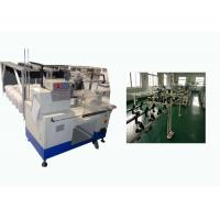 Automatic Cooling Ceiling Fan Stator Winding Machine SMT - R350