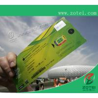Wholesale World Cup ticket,13.56MHz from china suppliers