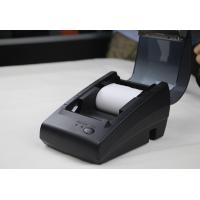 Wholesale POS System 2 Inch Thermal Printer With Big Roll , 48 mm Handheld Receipt Printers from china suppliers