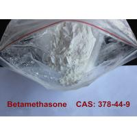 Wholesale Corticosteroid Series Products Betamethasone & Betamethasone 17-valerate & Betamethasone 21-acetate Raw Powder from china suppliers