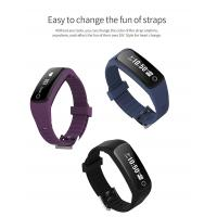 Wholesale Smart Movement Bracelet With Sleep Monitor , Heart Rate Blood Pressure Wristband from china suppliers