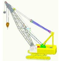 Wholesale XCMG QUY80  crawler crane from china suppliers