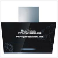 Wholesale Top Quality Toughened Silk Screen Printing Glass for Range Hoods/Kitchen from china suppliers