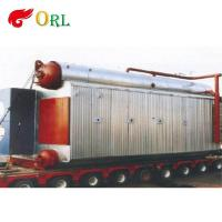 Wholesale Customization Power Plant Boiler , Oil Gas Fired Steam Boiler Low Pressure from china suppliers