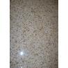 Golden Sand Beige Yellow Rust Granite Stone Floor Tiles G682 Polished Flamed Bushhammered 60 X 60cm for sale