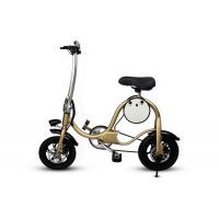 Wholesale 12  Inch Lithium Battery Powered Mini Electric Bicycle With Portable Collapsible Frame from china suppliers