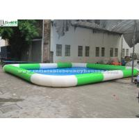 Wholesale Outdoor Commercial Inflatable Water Pools with HandingPaintingOrSilkPrinting from china suppliers