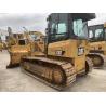D5K Used Caterpillar Bulldozer CAT C4.4 Engine 100hp , CAT D5K LPG Dozer for sale